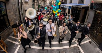IRUÑA JAZZ BRASS BANDgran 1 390x205 - Iruña jazz Brass Band